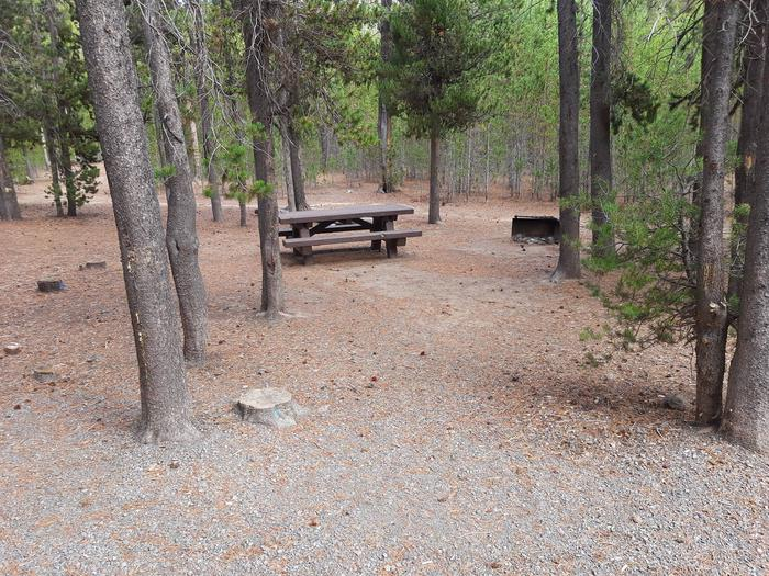 Cinder Hill Site 70