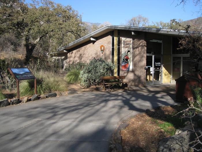 Foothills Visitor Center