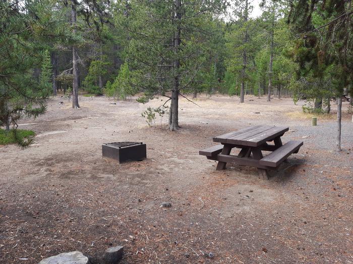 Cinder Hill Site 71