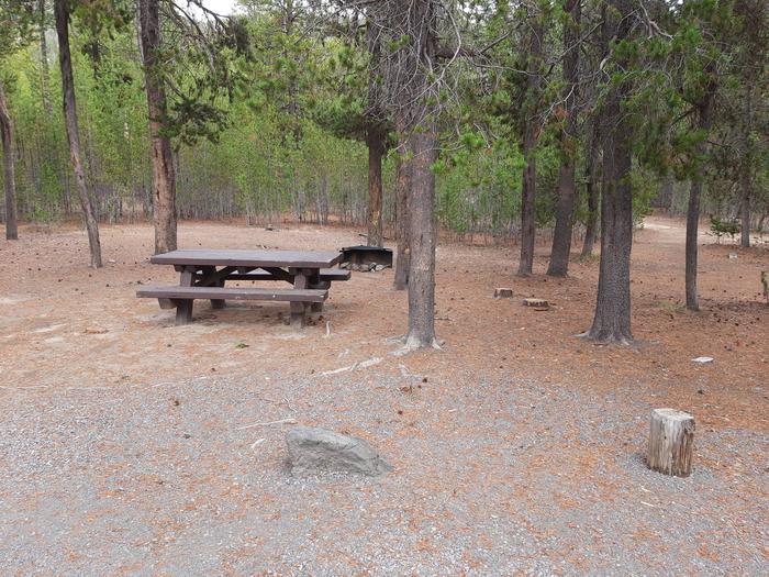 Cinder Hill Site 73