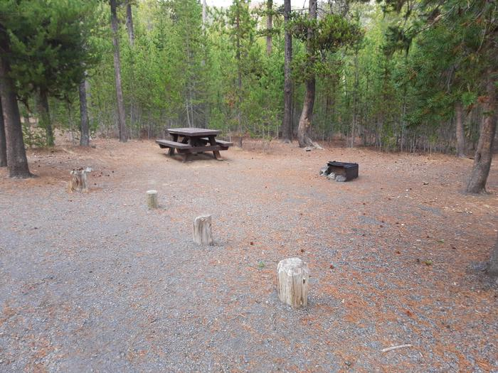 Cinder Hill Site 74