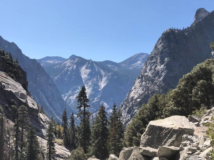 Preview photo of Sequoia and Kings Canyon National Parks Wilderness Permits