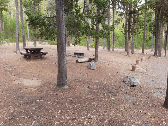 Cinder Hill Site 82