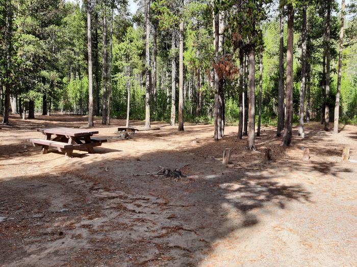 Cinder Hill Site 86