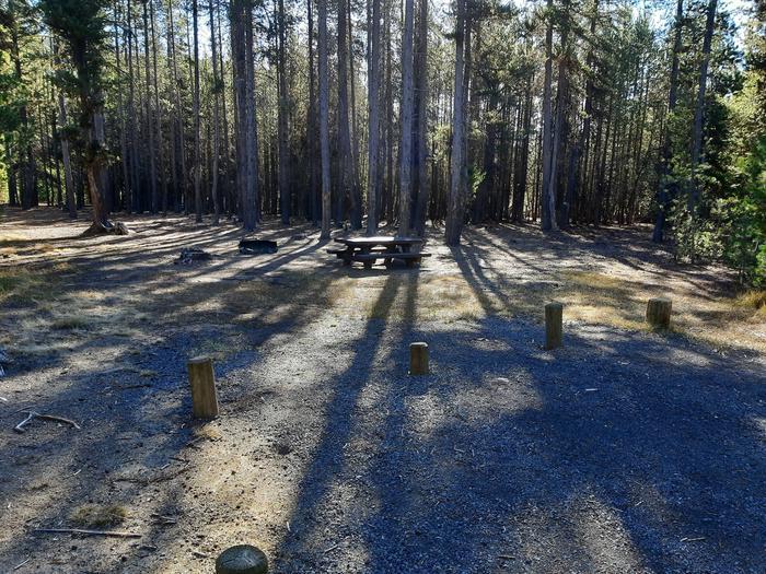 Cinder Hill Site 102