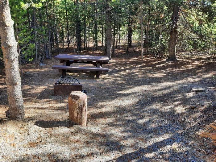 Cinder Hill Site 108
