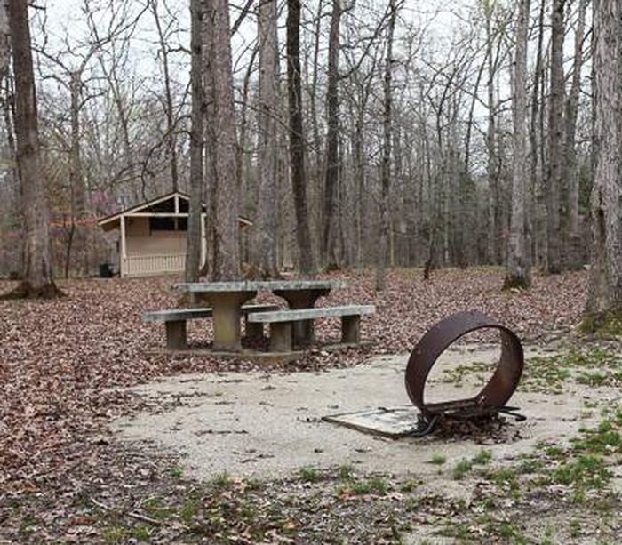 Campsite B 44Campsite B-44