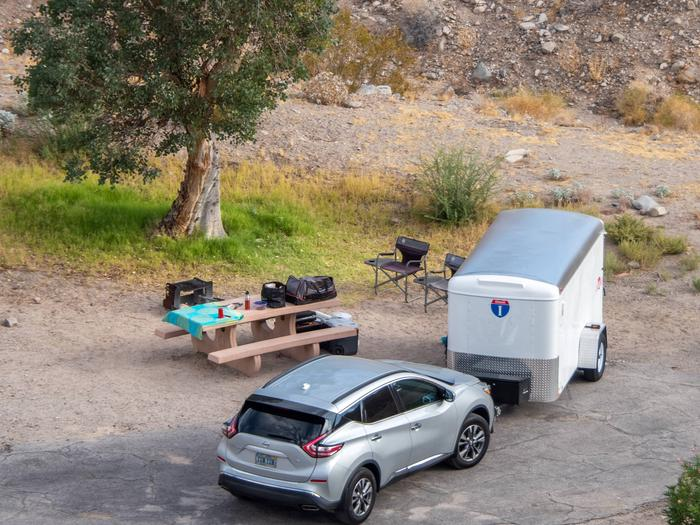 Cottonwood Cove Campground 2554Cottonwood Cove Campground in a beautiful desert setting