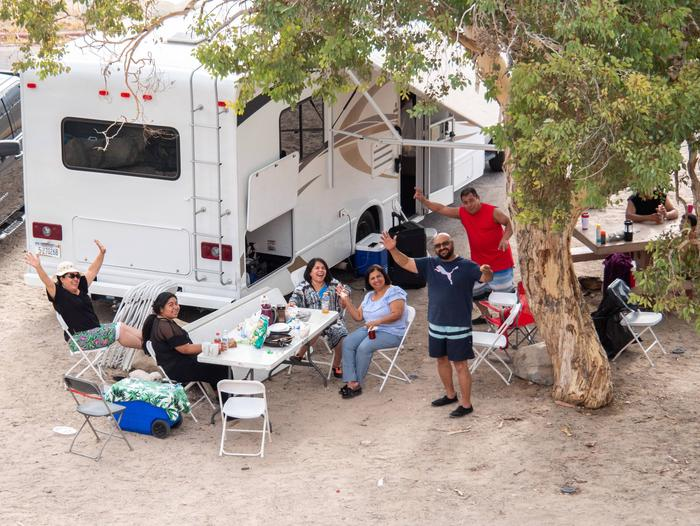 Cottonwood Cove Campground 2773Cottonwood Cove Campground