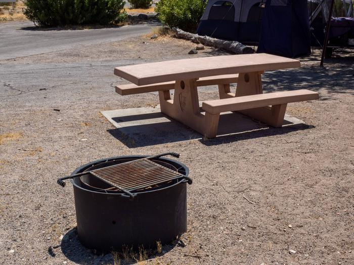 CWC 0102Cottonwood Campground Site 1, Walk in cash pay only, no reservations Handicap Site