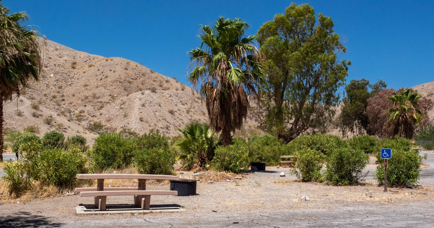 CWC 0103Cottonwood Campground Site 1, Walk in cash pay only, no reservations Handicap Site