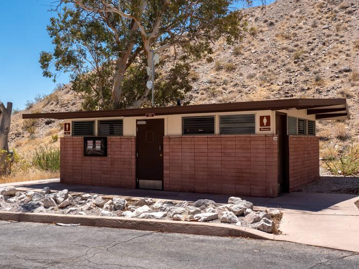 CWC RestroomCottonwood Cove Lower Campground Restroom