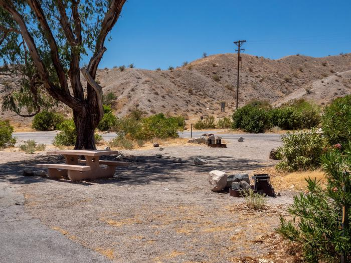 CWC 0401Cottonwood Cove Campground Site 4