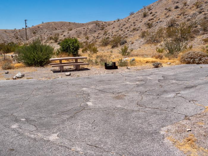 CWC 1001Cottonwood Cove Campground Site 10