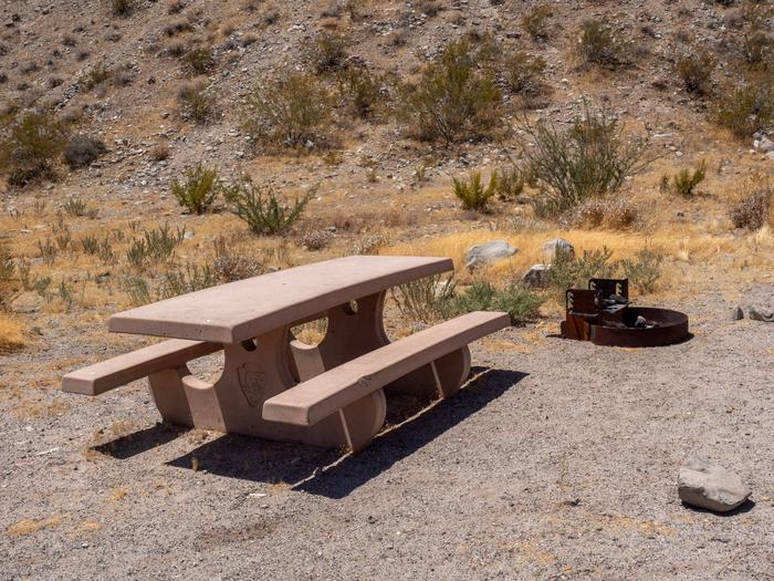 CWC 1002Cottonwood Cove Campground Site 10