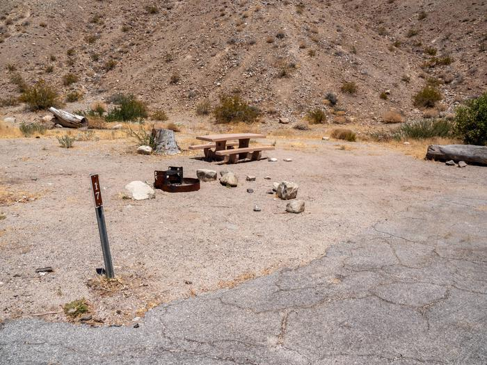 CWC 1701Cottonwood Cove Campground Site 17