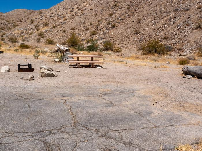CWC 1703Cottonwood Cove Campground Site 17