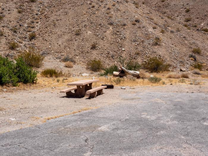 CWC 1801Cottonwood Cove Campground Site 18