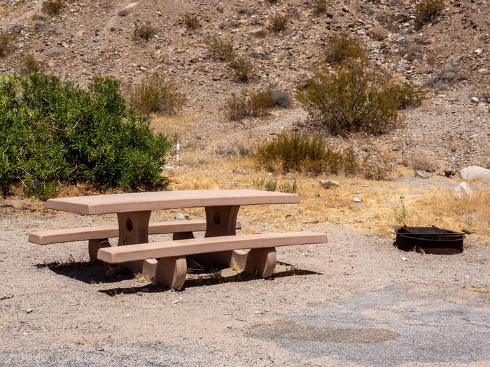 CWC 1802Cottonwood Cove Campground Site 18