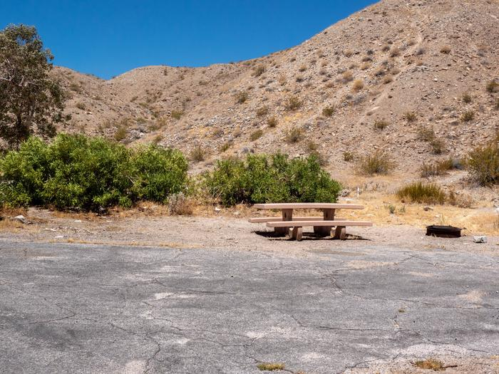 CWC 1803Cottonwood Cove Campground Site 18