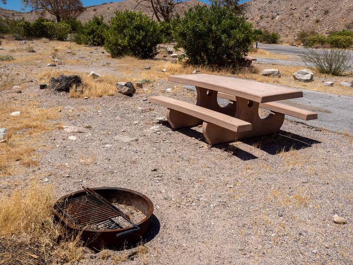 CWC2102Cottonwood Cove Campground Site 21