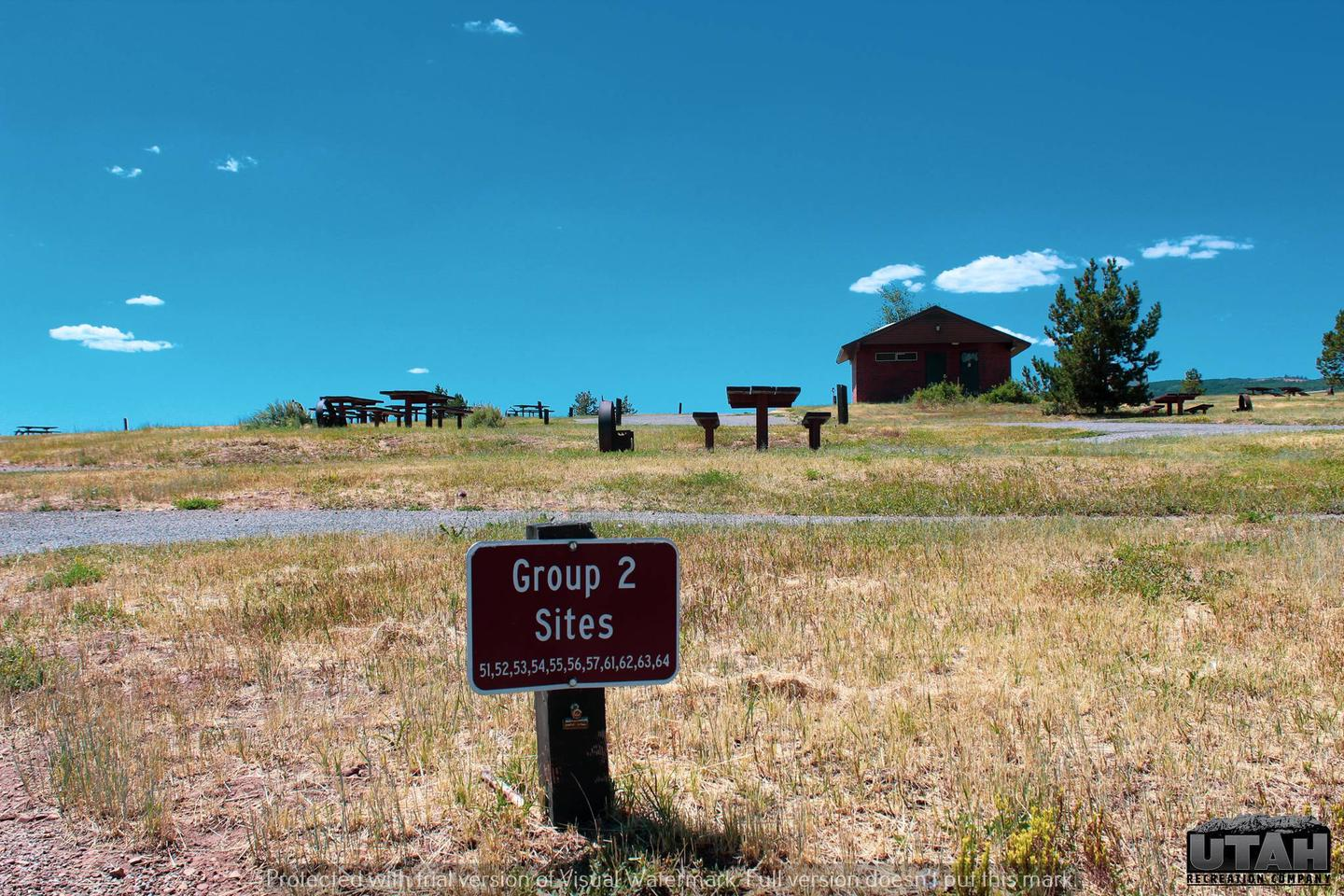 Group 2 Sites