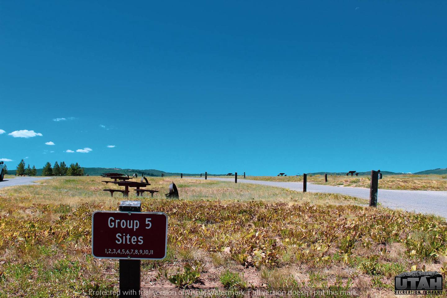 Group 5 Sites