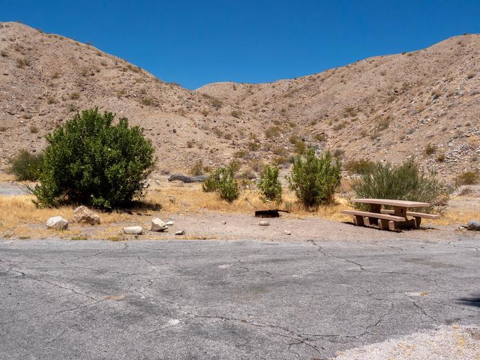 CWC 2303Cottonwood Cove Campground Site 23