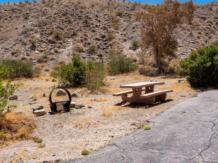 CWC 2501Cottonwood Cove Campground Site 25