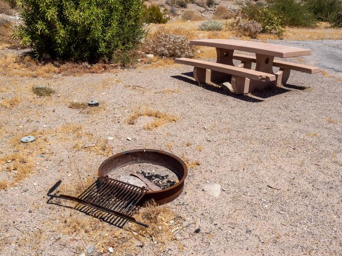 CWC 2602Cottonwood Cove Campground Site 26