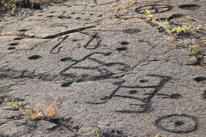Puʻu Loa PetroglyphsPuʻu Loa features the largest group of petroglyphs in Hawaiʻi.