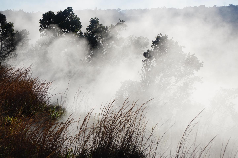 Steam VentsWahinekapu (Steaming Bluff)