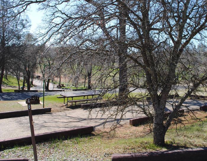 Acorn Campground Site 46Slip