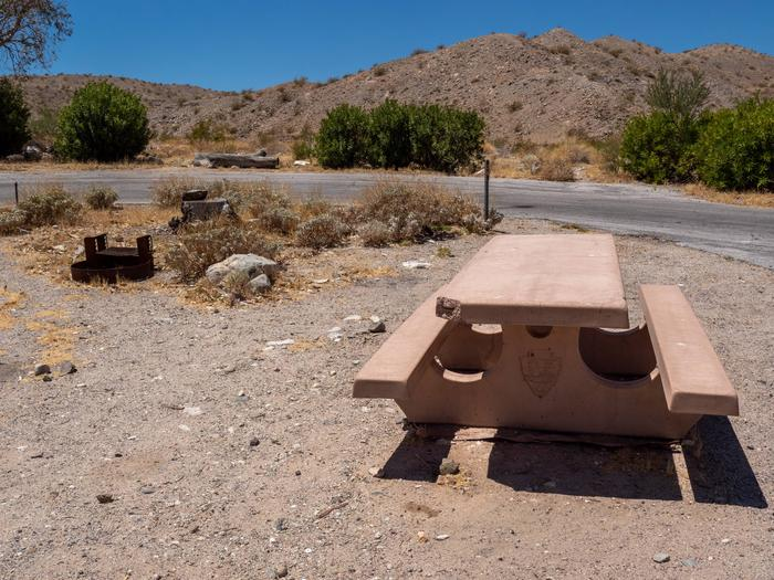 CWC 2802Cottonwood Cove Campground Site 28