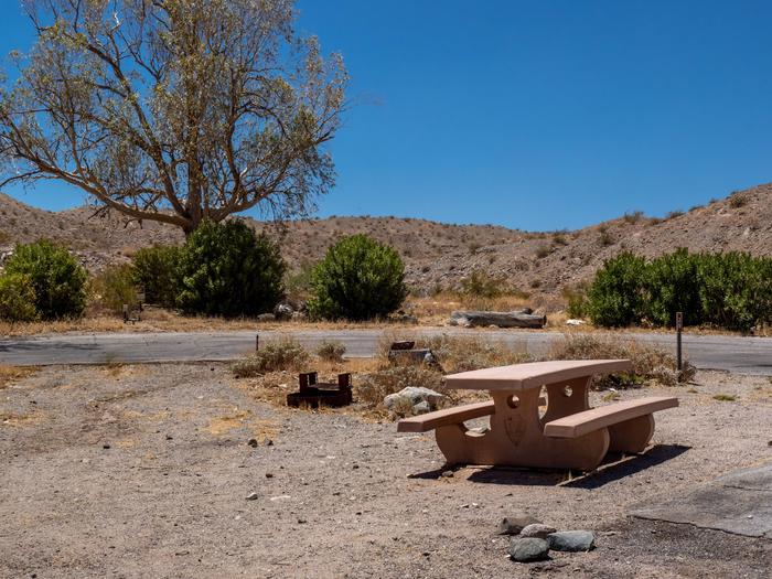 CWC 2803Cottonwood Cove Campground Site 28