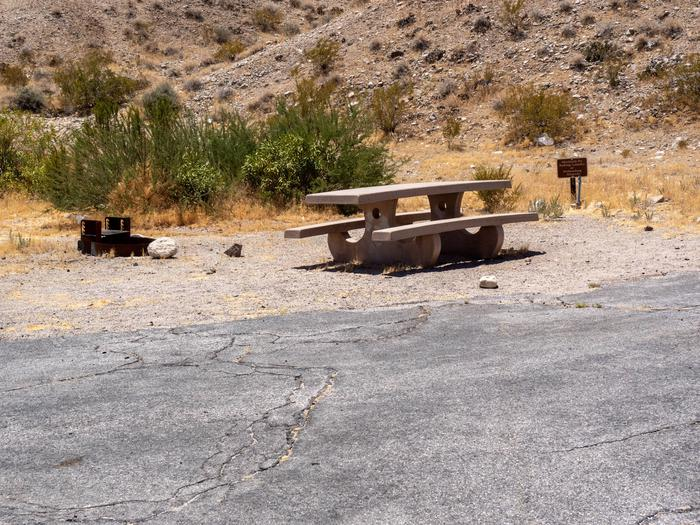 CWC 3203Cottonwood Cove Campground Site 32