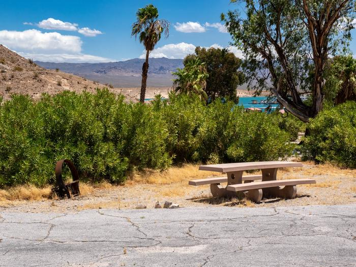 CWC 3303Cottonwood Cove Campground Site 33