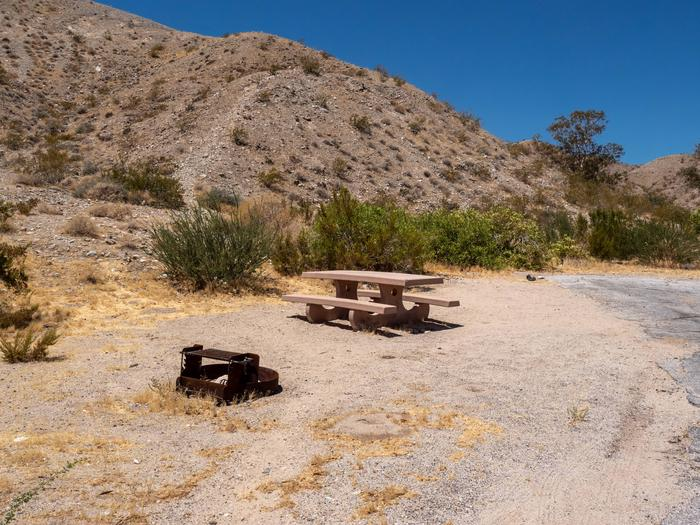 CWC 3401Cottonwood Cove Campground Site 34