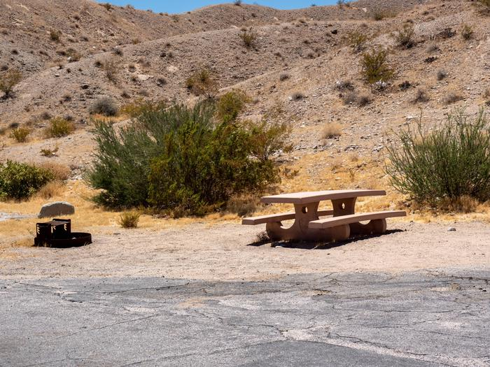 CWC 3403Cottonwood Cove Campground Site 34