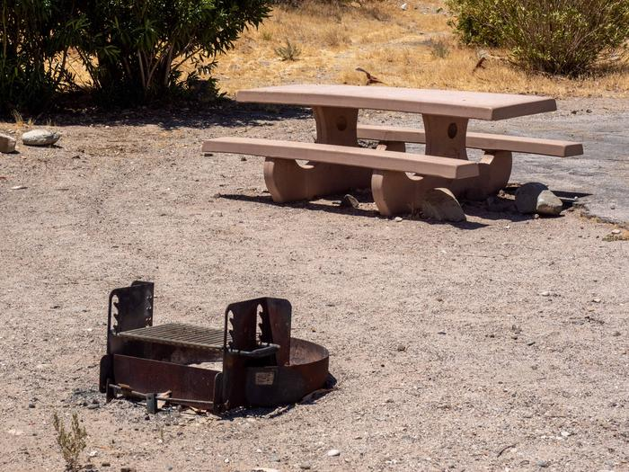 CWC 4102Cottonwood Cove Campground Site 41