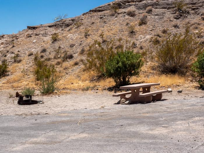 CWC 4103Cottonwood Cove Campground Site 41