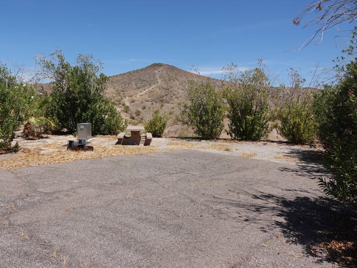 CB 4401Callville Bay Campground Site 44
