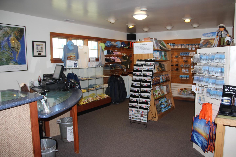 Toms Cove Visitor Center (VA) bookstore