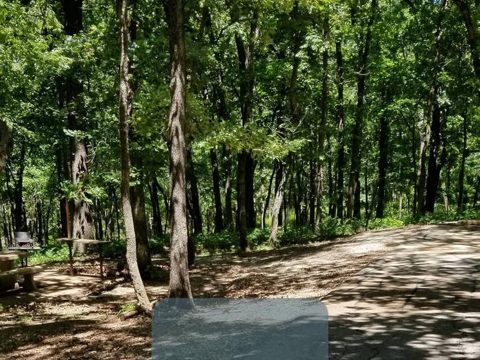 Mound Valley Site #45 30 amp & water