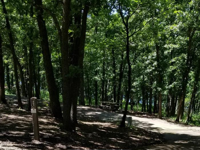 Mound Valley Site # 49  30 amp & water