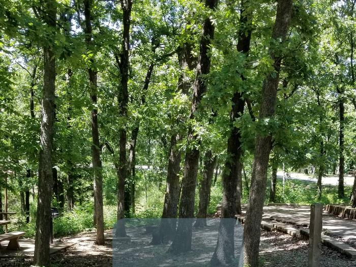 Mound Valley Site #60  30 amp & water