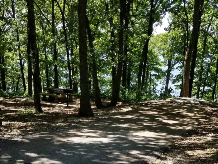Mound Valley Site # 61 30 amp