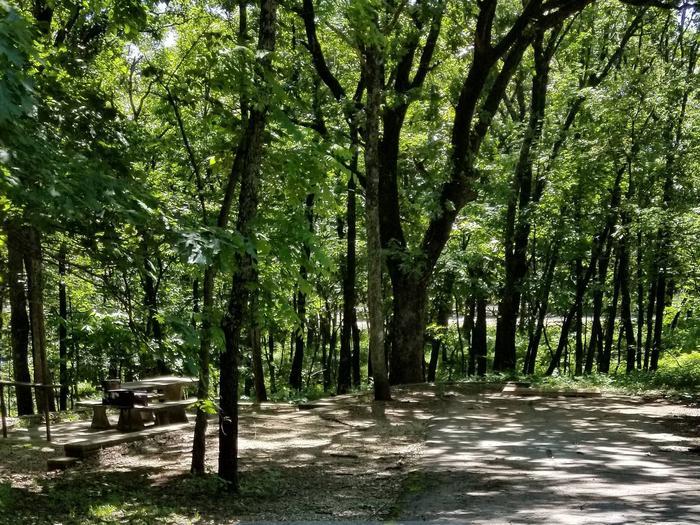 Mound Valley Site # 68  30 amp