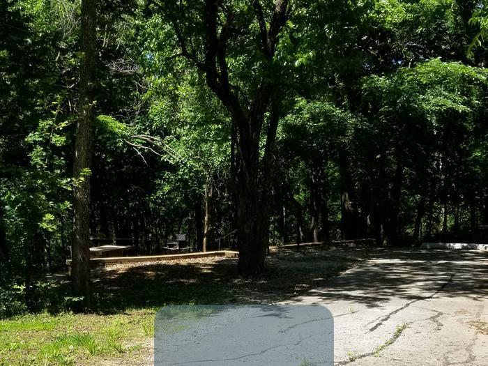 Mound Valley Site # 78  50 amp & water