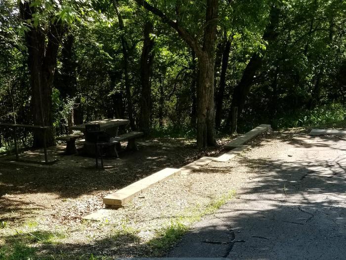 Mound Valley Site #82  30 amp